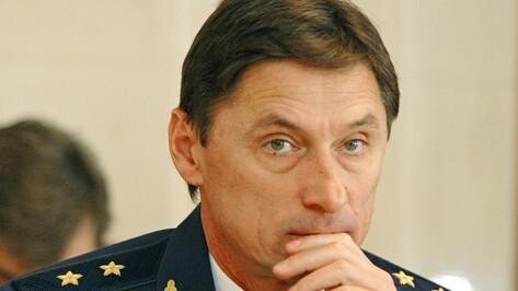 Прокурор Воронежской области Николай Шишкин выдвинулся на пост председателя облсуда