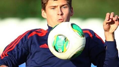 Немецкий клуб заинтересовался воронежским футболистом