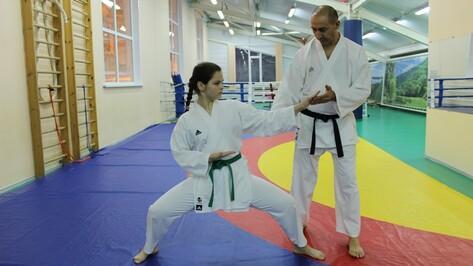 Хохольская спортсменка взяла «бронзу» всероссийского турнира по карате