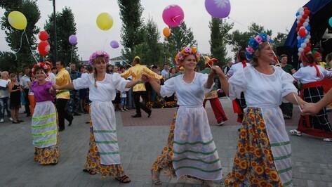 Кантемировцы в 1 день отметили сразу 3 праздника
