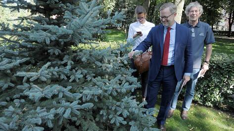 Обзор РИА «Воронеж». Что сказали о городе иностранные эксперты по озеленению