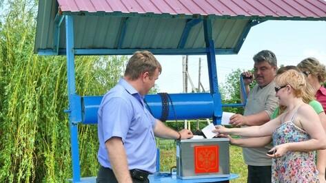 В Поворинском районе стартовал конкурс на самое благоустроенное поселение