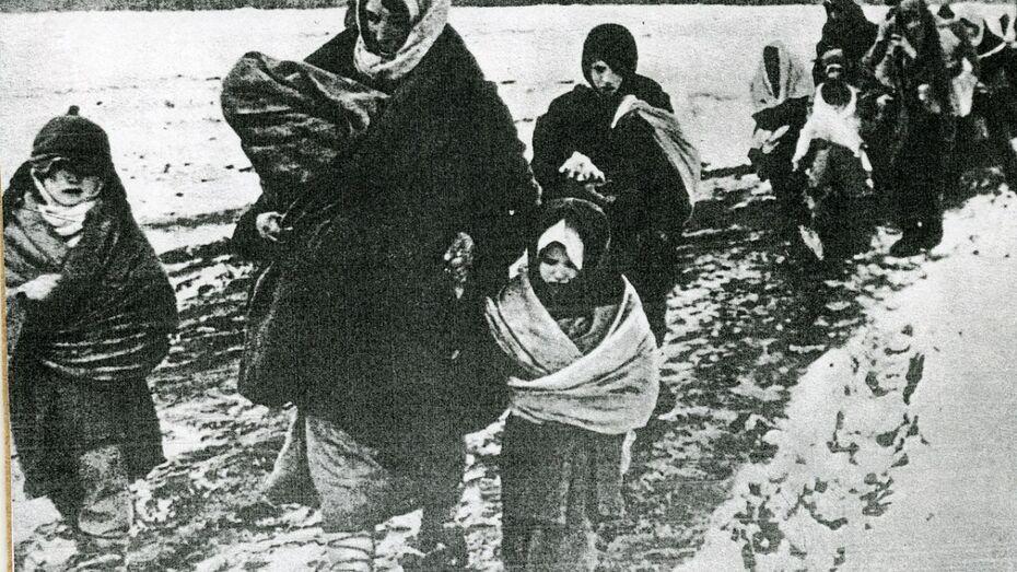 В Воронеже вышла книга «Дети войны после Победы»