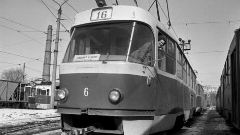 От конки до «ПАЗов»: как эволюционировал транспорт Воронежа. Трамвай