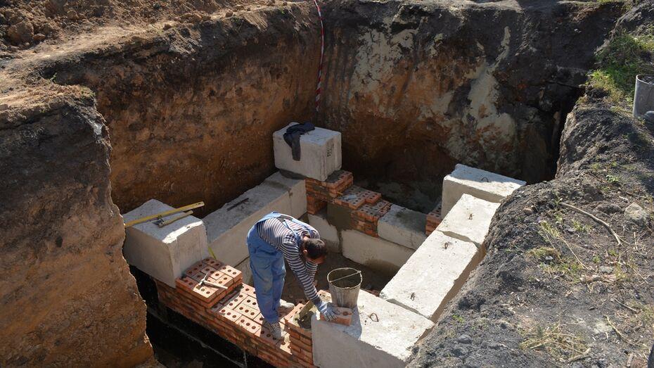 В нижнедевицком селе построят теплотрассу к школе и Дому культуры