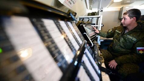 Воронежские военные получили охранный комплекс «Стрелец-Часовой»