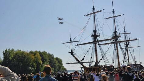 В 2015 году Воронеж отметит административное 300-летие