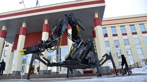 Воронежцев пригласили на бои и гонки роботов