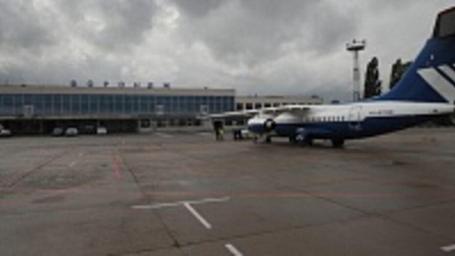 Самолет «Воронеж – Москва» не смог взлететь из-за отказа электроники