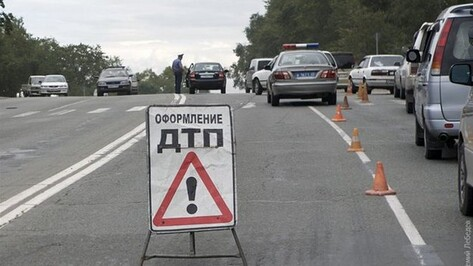 В Каменском районе за один день произошло сразу три ДТП
