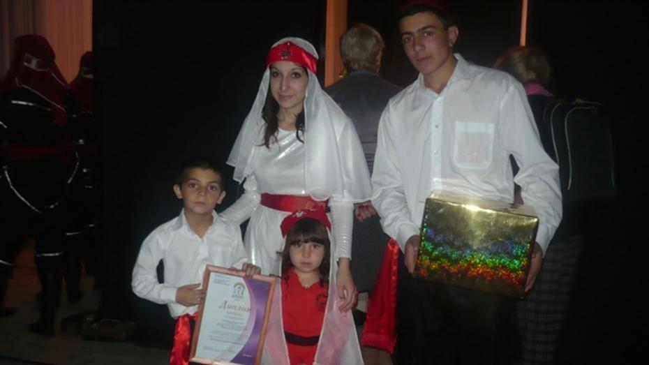 Богучарские турки-месхетинцы стали дипломантами фестиваля «Воронеж многонациональный»