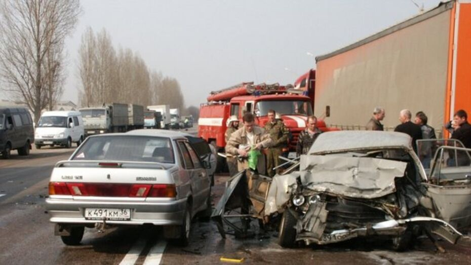 Начальник ГИБДД Воронежской области назвал самые аварийные трассы региона