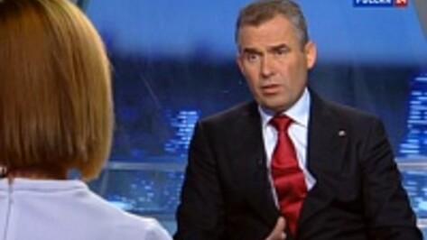 Павел Астахов похвалил активистку из Воронежа в эфире «России 24»