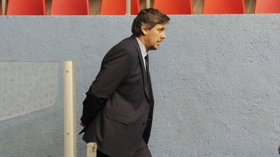 Тренер воронежского «Бурана» Александр Титов: «Команда не сдавала игры в плей-офф»