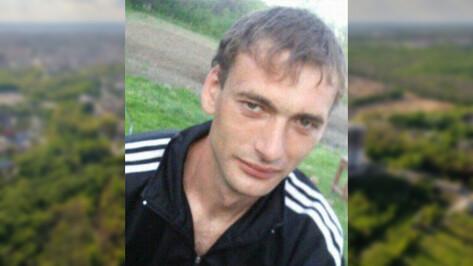 Волонтеры начали поиски 33-летнего воронежца
