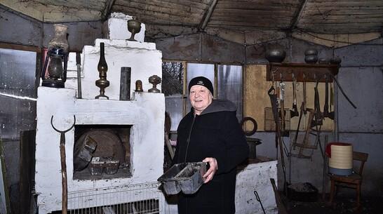 Житель бутурлиновского села Великоархангельское на своем подворье сделал музей быта