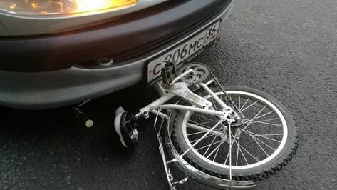 В Богучарском районе «ВАЗ» сбил 9-летнего велосипедиста