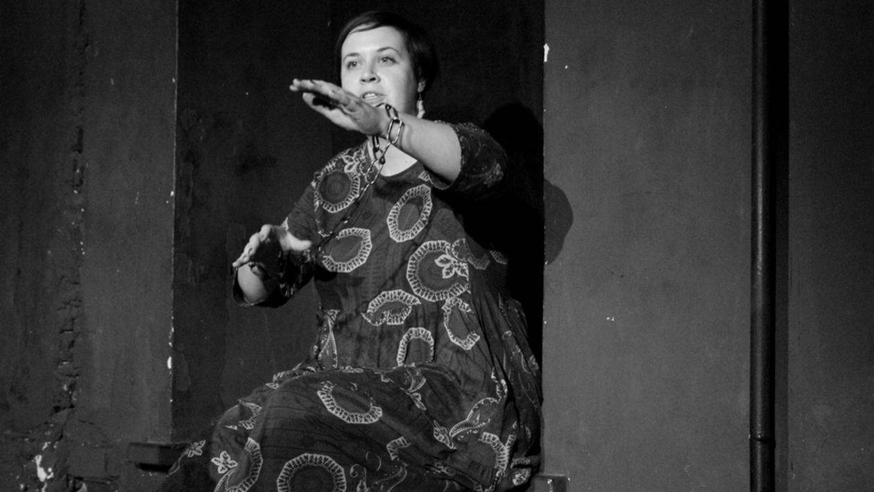 Манифест правозащитников. Как воронежская активистка написала пьесу для Театр.doc