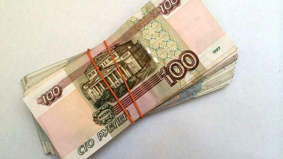 Жительница Нижнедевицка украла деньги для оплаты штрафа