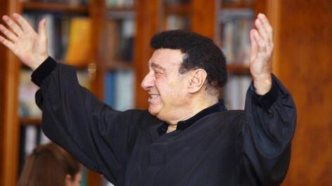 Певец Зураб Соткилава проэкзаменует солистов воронежской Оперы