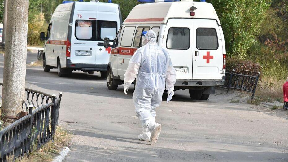 От коронавируса скончались 8 жителей Воронежской области за сутки