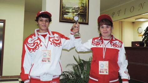 Воронежские инвалиды отличились на Всероссийском фестивале в Санкт-Петербурге