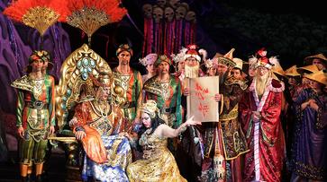 Донецкий оперный театр приедет на гастроли в Воронеж
