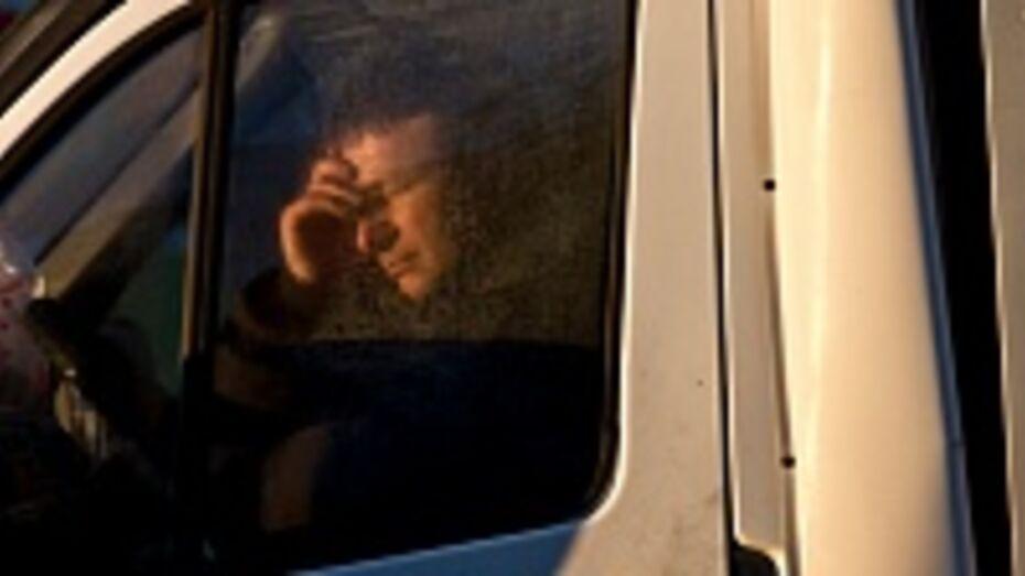 На трассах в Воронежской области и соседних регионах работают пункты обогрева для водителей