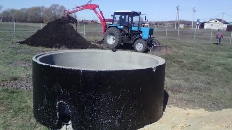 В терновском селе Есипово построят водоочистные станции