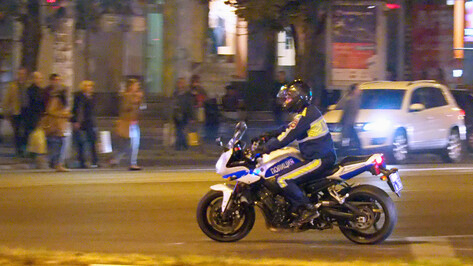 Воронежские полицейские объявили о ежедневных моторейдах