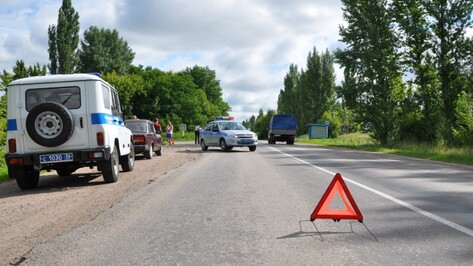 В Воронежской области возросло число пострадавших в ДТП детей