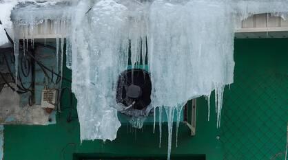 Суровая зима вернется в Воронежскую область на короткой рабочей неделе