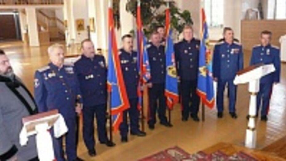 Верхнемамонские казаки побывали в Крыму