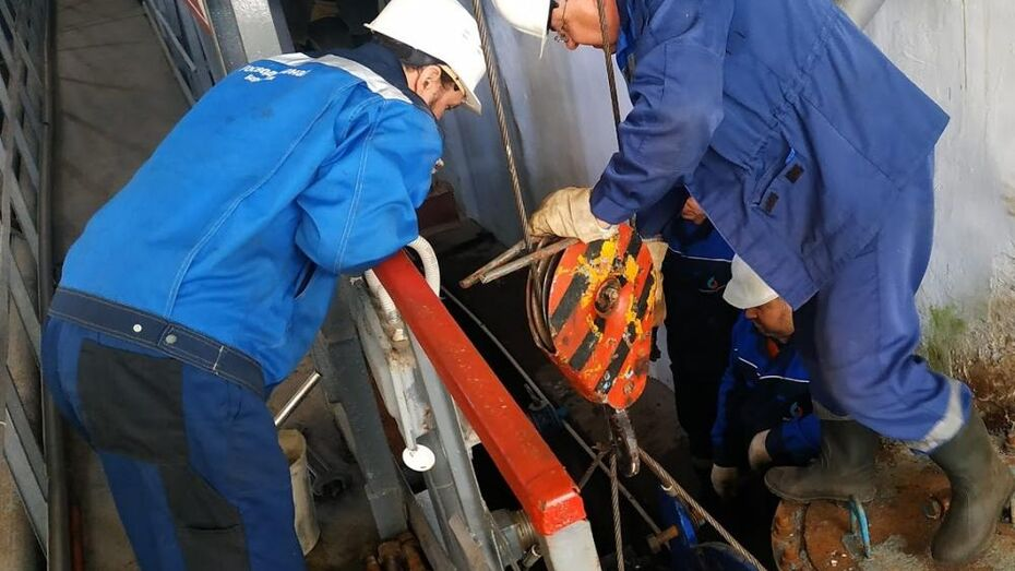 Вода из крана помутнеет в Железнодорожном районе Воронежа