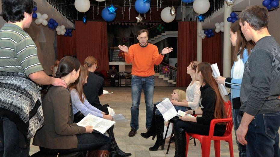 Воронежский «Театр равных» отметил первую годовщину проекта