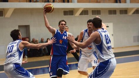 Воронежские баскетболисты заняли 7 место в Высшей лиге