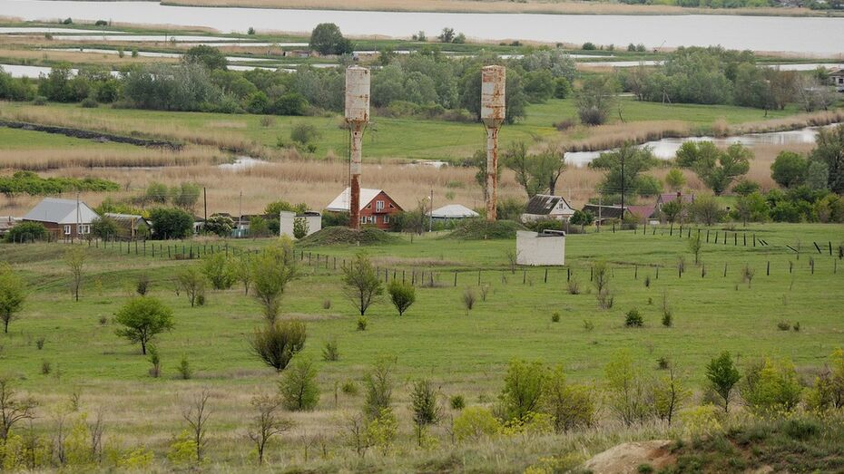 В Воронежской области военные прекратили сброс нечистот возле богучарских скважин