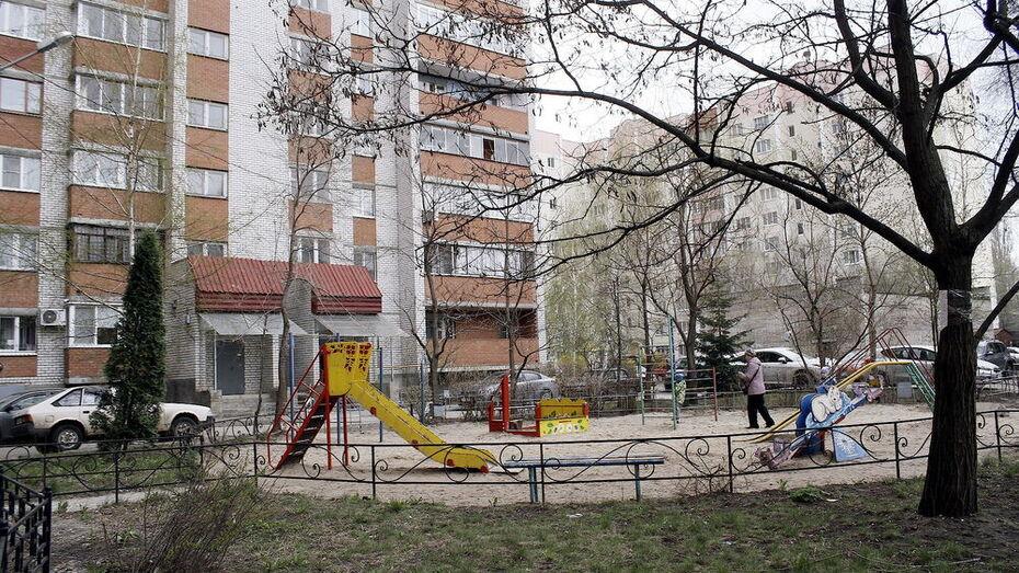 Прием заявок на участие в программе благоустройства дворов стартовал в Воронеже