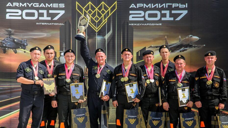 В Острогожске команда России победила в международном конкурсе военных водителей