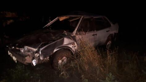 Подозреваемого в смертельном ДТП с 2 подростками в Воронежской области арестовали