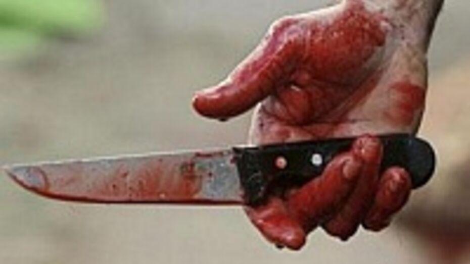 В Воронежской области приятель порезал 17-летнего парня из-за долга