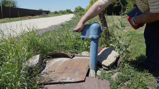 В воронежском селе Губарево решат проблему с водоснабжением