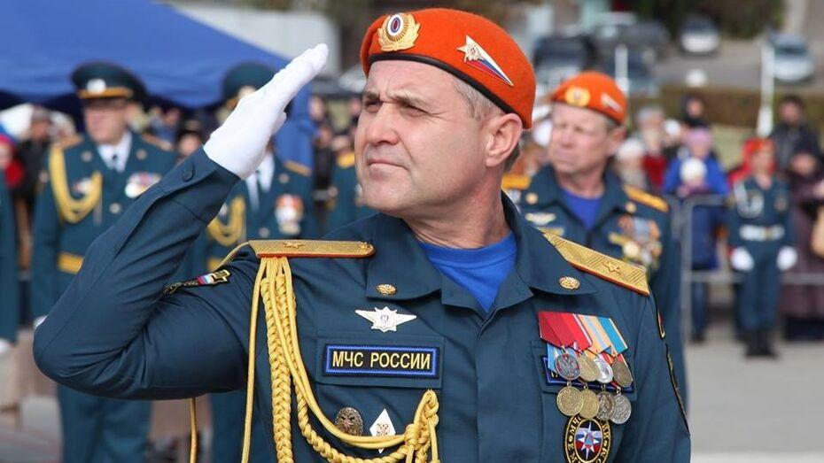 Воронежский институт МЧС возглавил генерал-майор Александр Гаврилов
