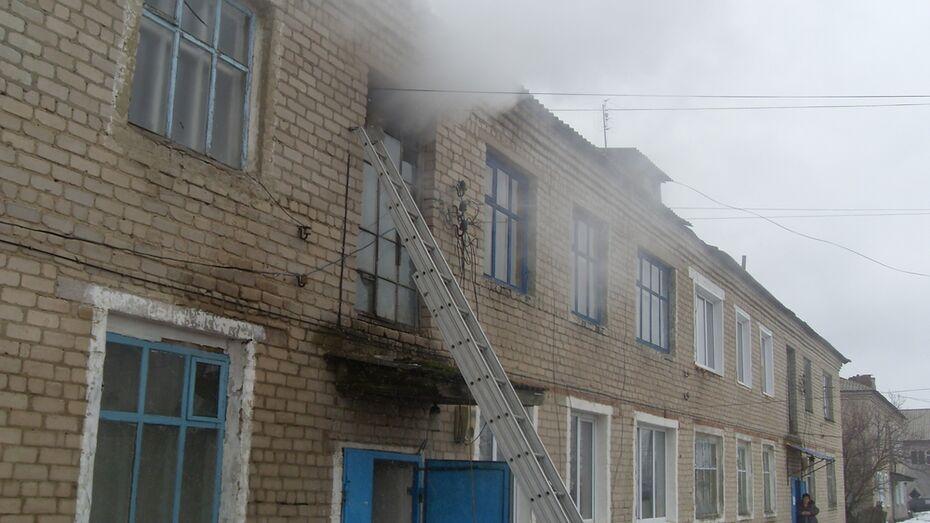 В Воронежской области на пожаре задохнулся 35-летний мужчина