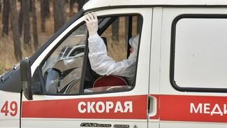 COVID-19 за сутки подтвердился у 226 жителей Воронежской области