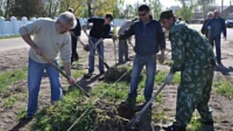 В Павловском районе провели Всероссийский экологический субботник