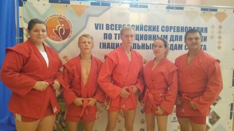 Таловцы завоевали 3 «золота» на Всероссийских соревнованиях по национальным видам спорта