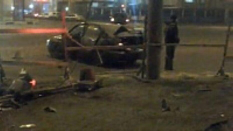 В Воронеже на пешеходном переходе иномарка, ехавшая на высокой скорости, сбила трех девушек
