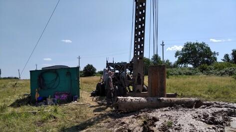 В воробьевском селе Квашино построят водопровод за 19,5 млн рублей
