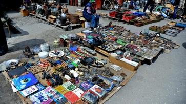 Мэрия запланировала создание нового «блошиного рынка» в Воронеже